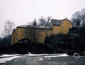 Danviks Dårhus, foto från Wikipedia.